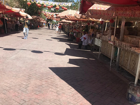 喀什站旅游景点图片
