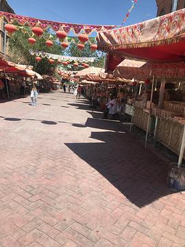 喀什站旅游景点攻略图