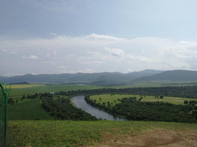 扎兰屯、柴河月亮小镇、阿尔山、伊尔施图片