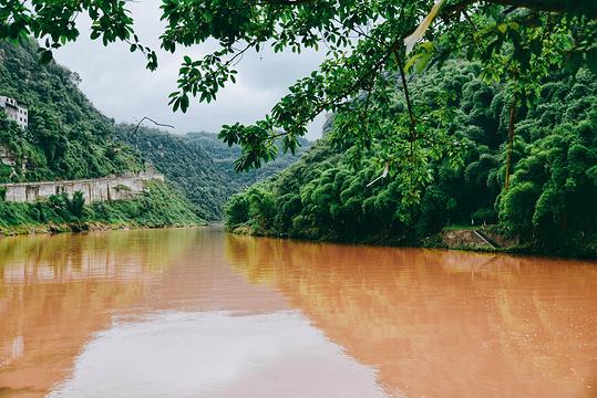 嘉阳桫椤湖旅游景区旅游景点图片