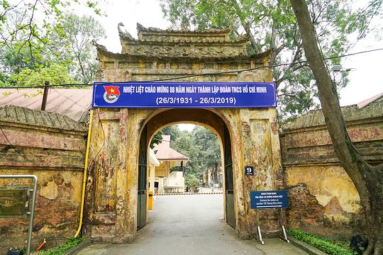 胡志明故居旅游景点图片