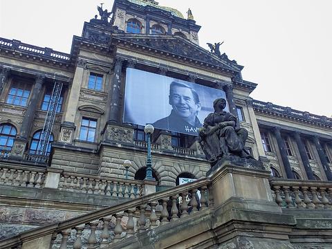布拉格国家博物馆旅游景点图片