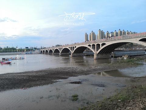 伊犁河的图片