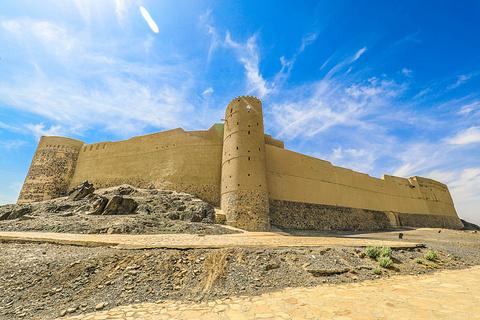 巴赫拉城堡旅游景点攻略图