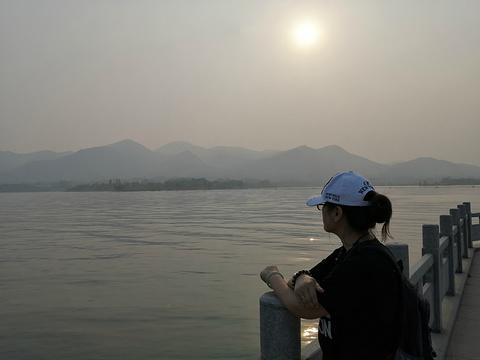 雪野湖旅游景点图片