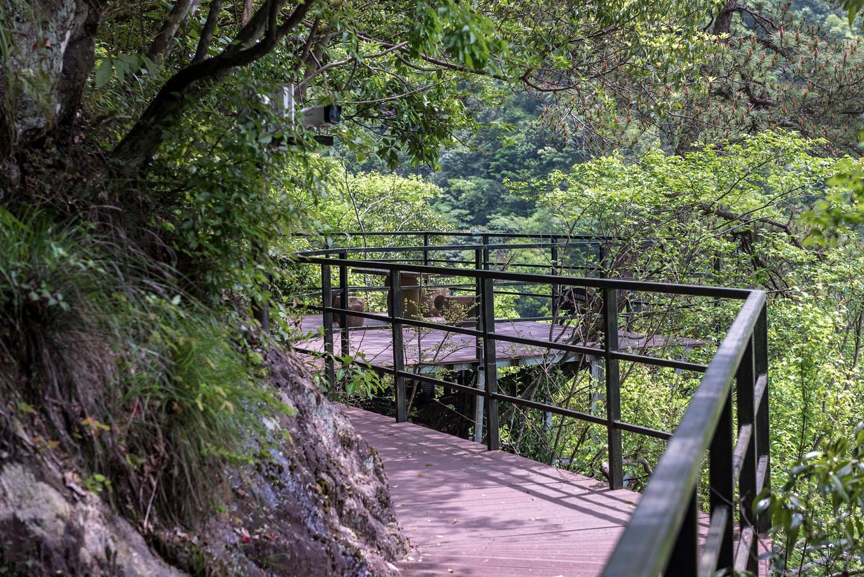 风崖谷图片