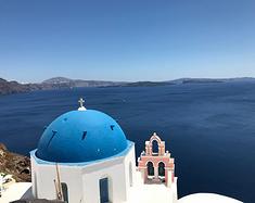 雅典、扎金索斯、圣托里尼9日游