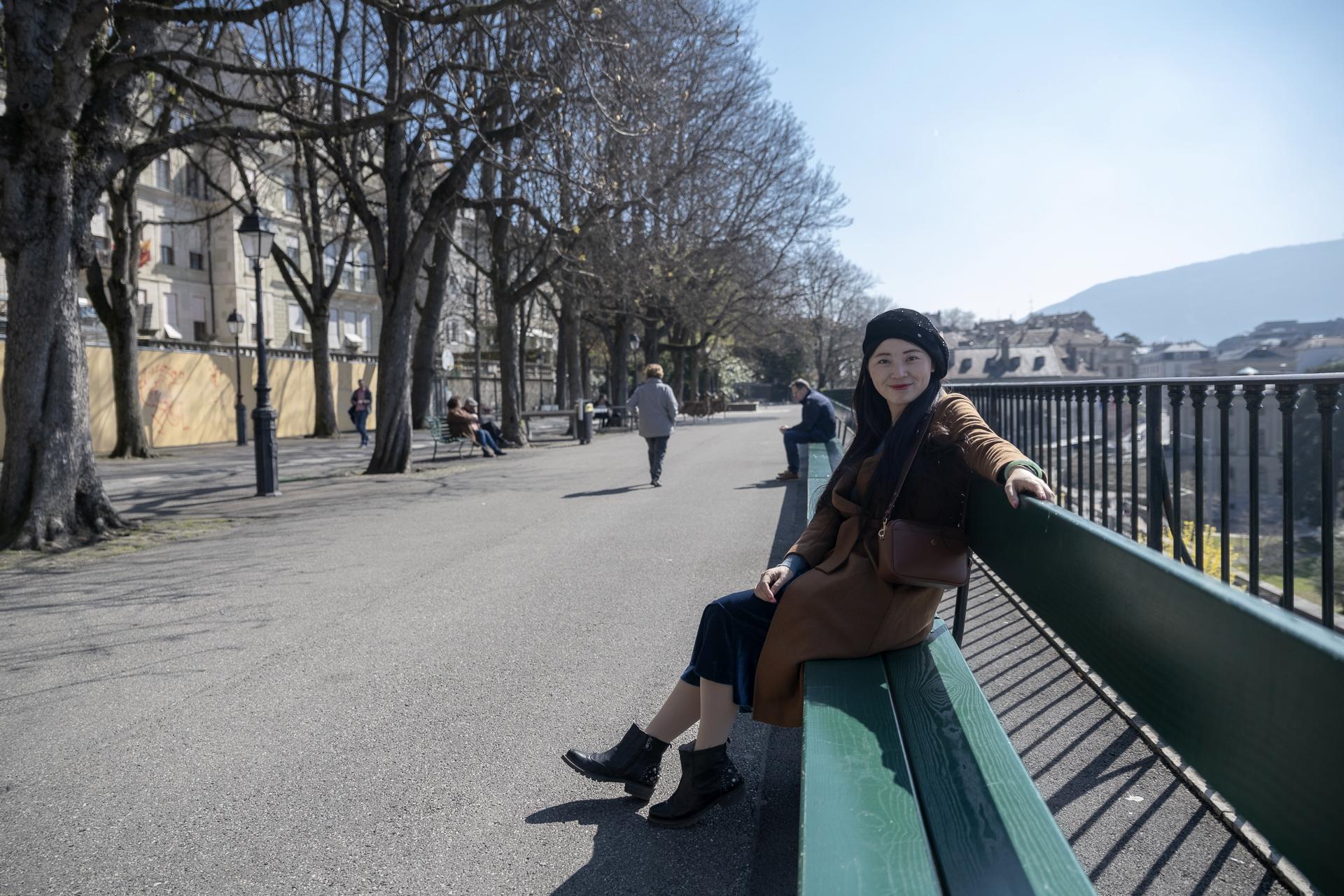 相聚瑞士 毕业十年后的闺蜜游