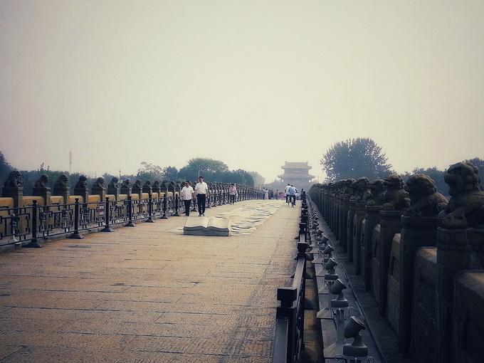 大观园、卢沟桥、鲁迅纪念馆、鸟巢、王府井、天安门、西单图片