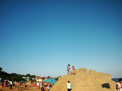 中海滩旅游景点攻略图
