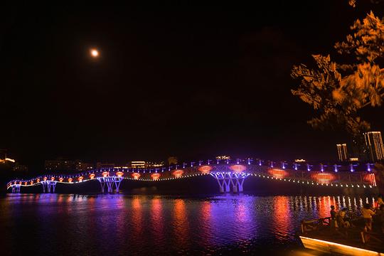 情人桥旅游景点图片