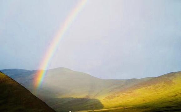 卡子拉山旅游景点图片