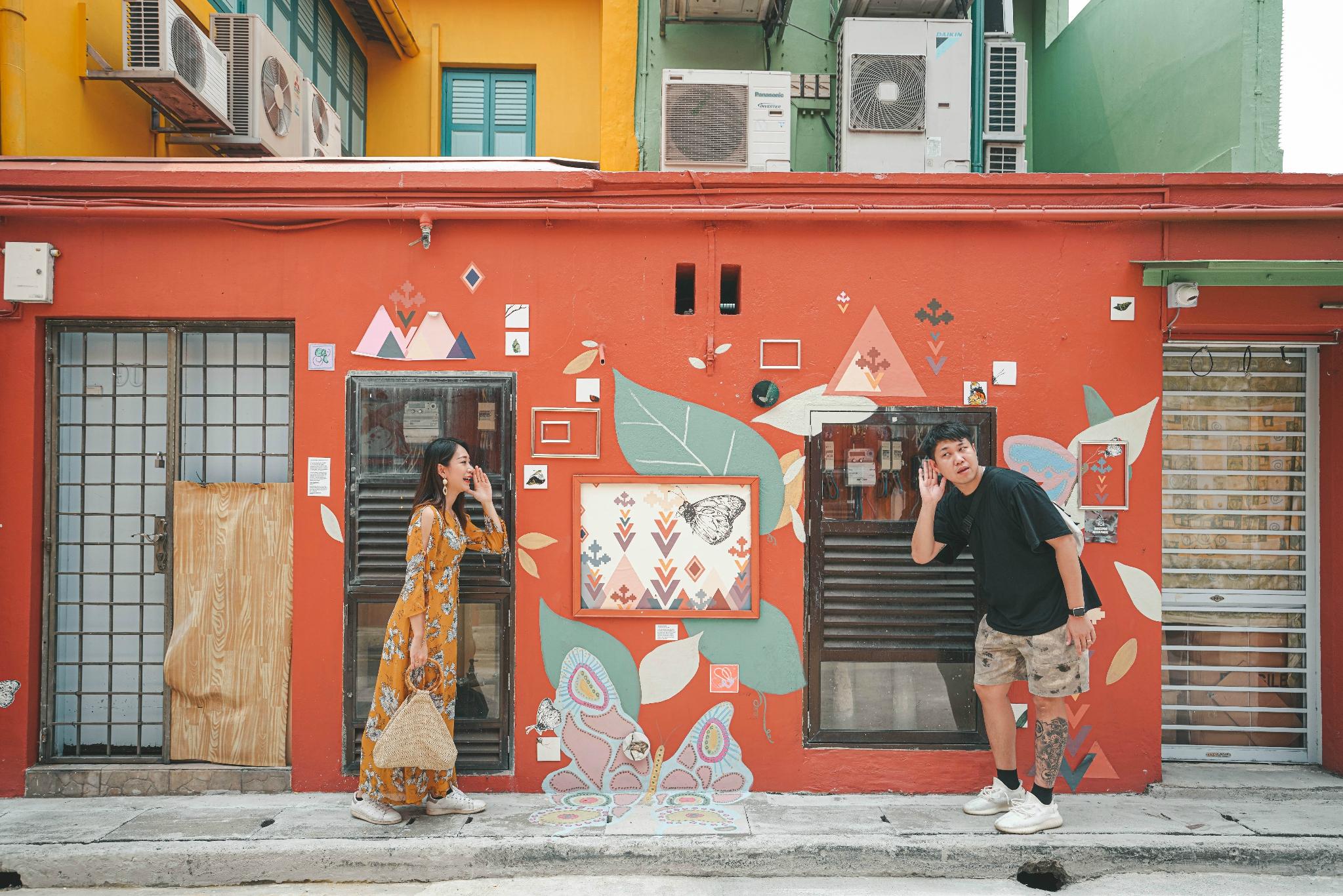 一人一猫蜜月旅行,牵手走过半海半城新加坡巴厘岛之旅