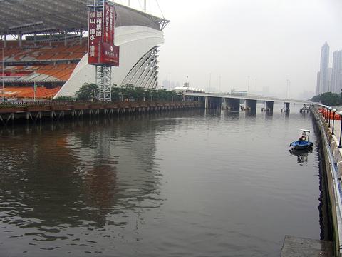 海心沙亚运公园的图片