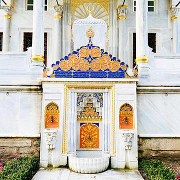 托普卡帕宫旅游景点攻略图