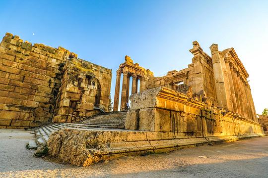 巴勒贝克神庙旅游景点图片