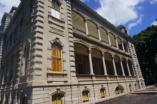 伊奥拉尼王宫旅游景点图片