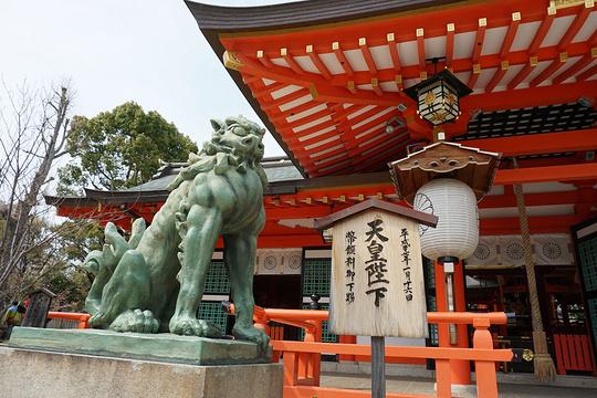生田神社旅游景点图片