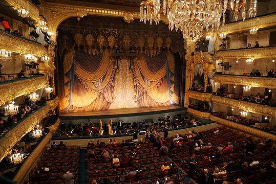 马林斯基剧院旅游景点图片