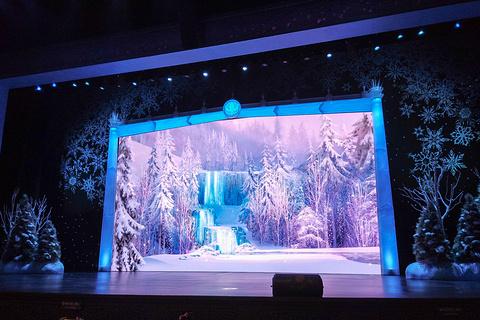 冰雪奇缘:欢唱盛会