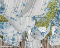 蒲江明月村丨蓝染、陶瓷、民宿、美食,同清风明月共赏之