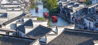 【12月短途】中国最具柔情的3大古镇,年底古镇走一走,这样的喜悦才持久!