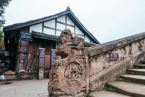 平乐古镇旅游景点攻略图