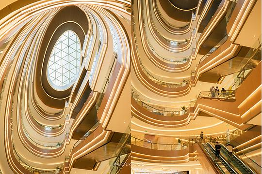 成都银泰中心in99旅游景点图片