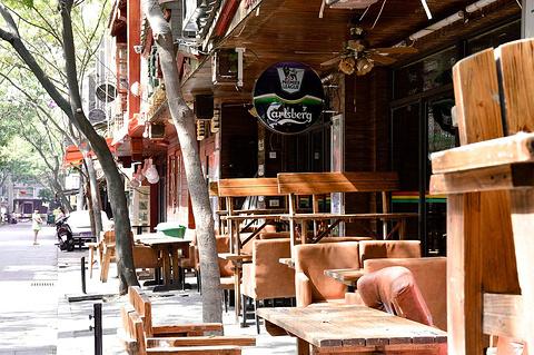 酒吧一条街旅游景点攻略图