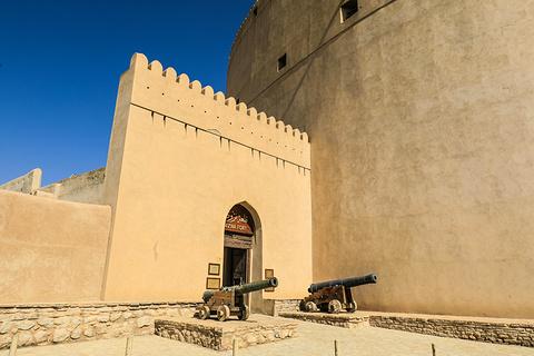 尼兹瓦城堡旅游景点攻略图