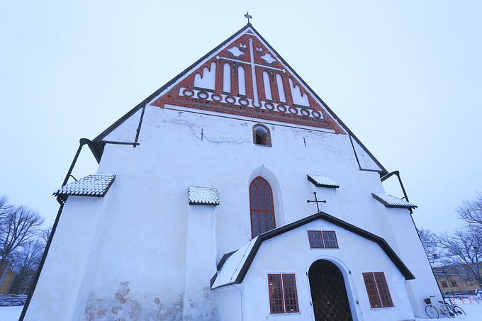 波尔沃大教堂图片