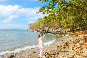 【海岛蜜月预热】逃离雾霾与寒冷,在普吉岛温暖的沙滩上享受碧海蓝天