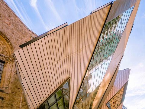 皇家安大略博物馆旅游景点图片