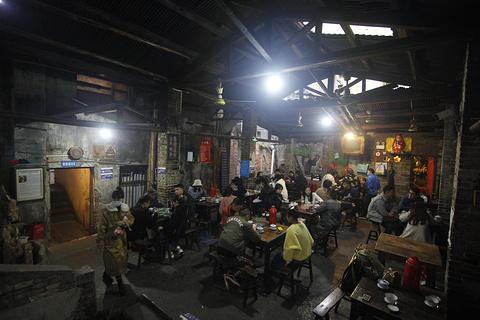 重庆交通茶馆
