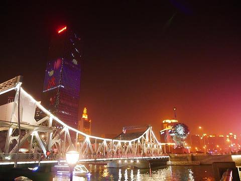 解放桥旅游景点图片