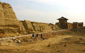 推荐一条适合清明五一出行的路线--开阳古堡、泥河湾、暖泉古镇、飞狐峪