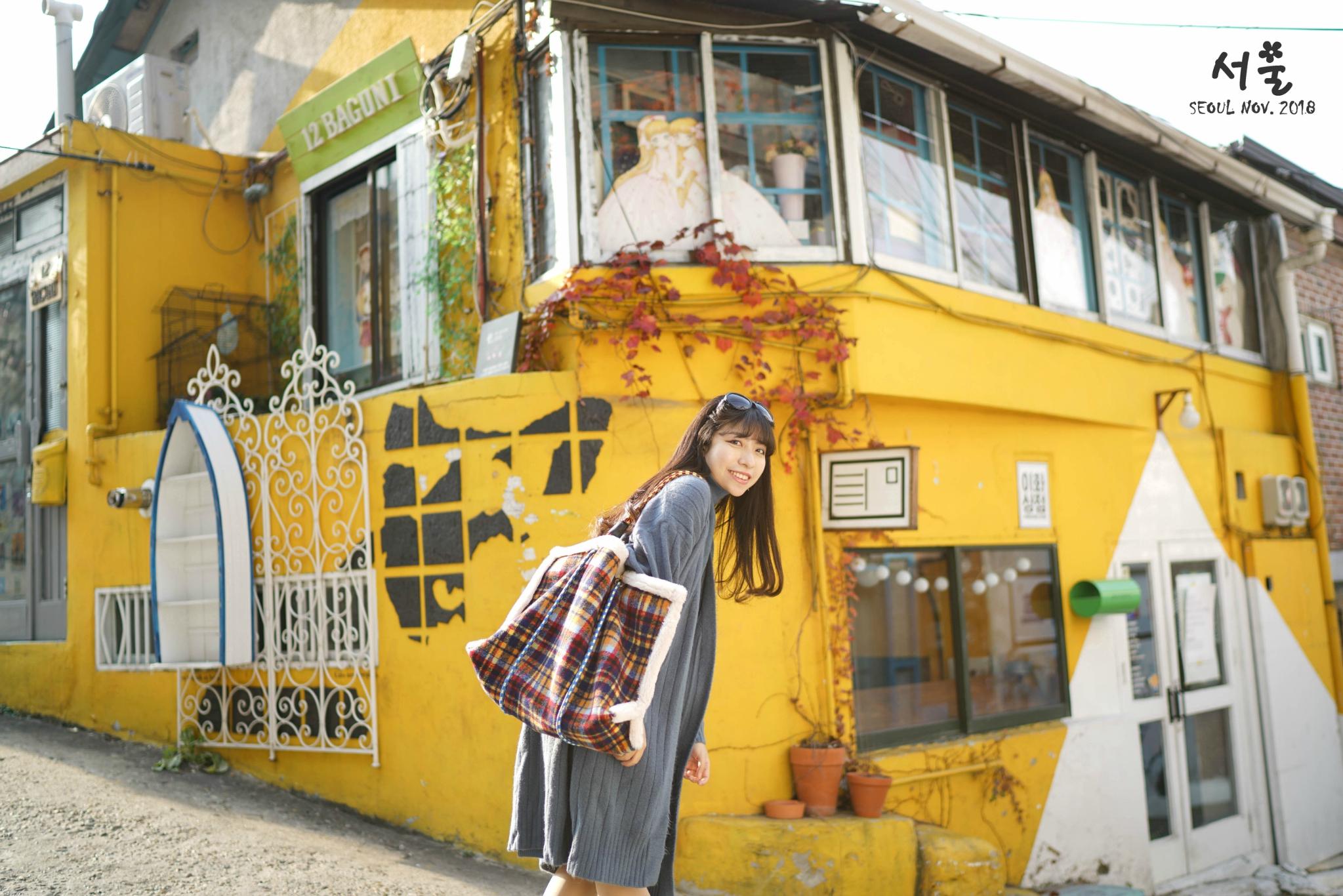 SEOUL!以韩剧为名,邂逅曾经的少女心时代(首尔小众旅行&网红地探店)
