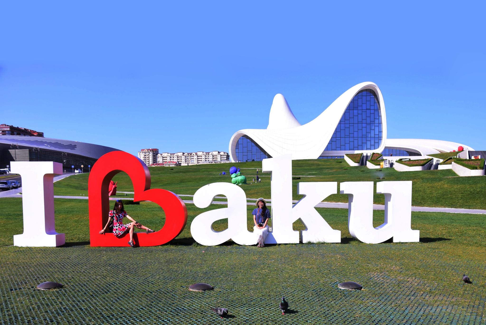 阿塞拜疆巴库+格鲁吉亚第比利斯,8天双城游:遇见美好的人,遇见美丽的风景