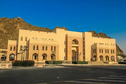 Omani - French Museum旅游景点攻略图