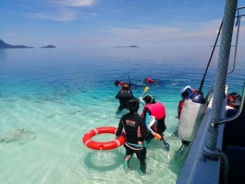 曼达布安岛旅游景点图片