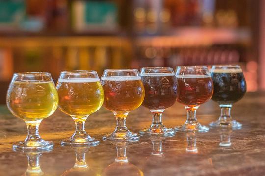 金沙滩啤酒城旅游景点图片