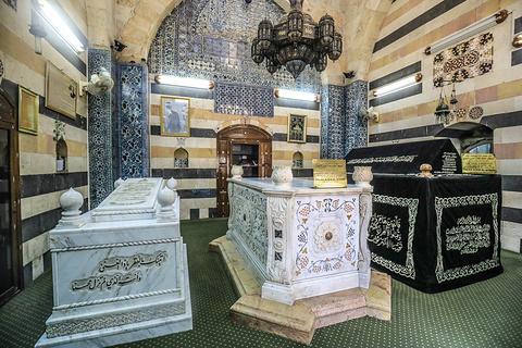萨拉丁之墓旅游景点攻略图