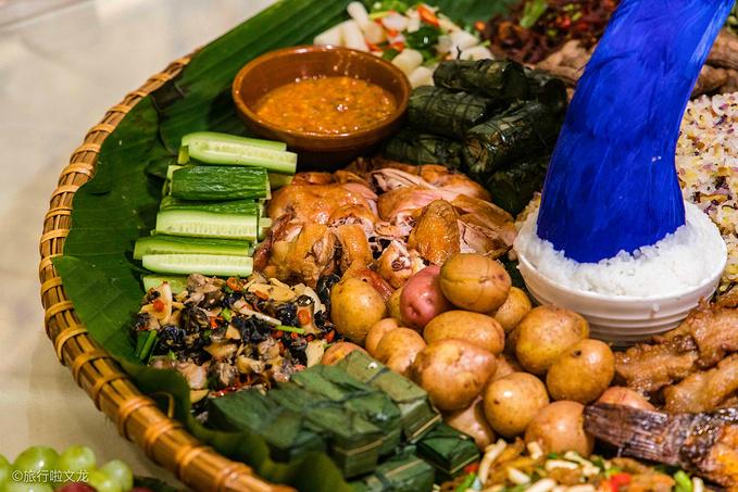 云南美食—孔雀宴图片