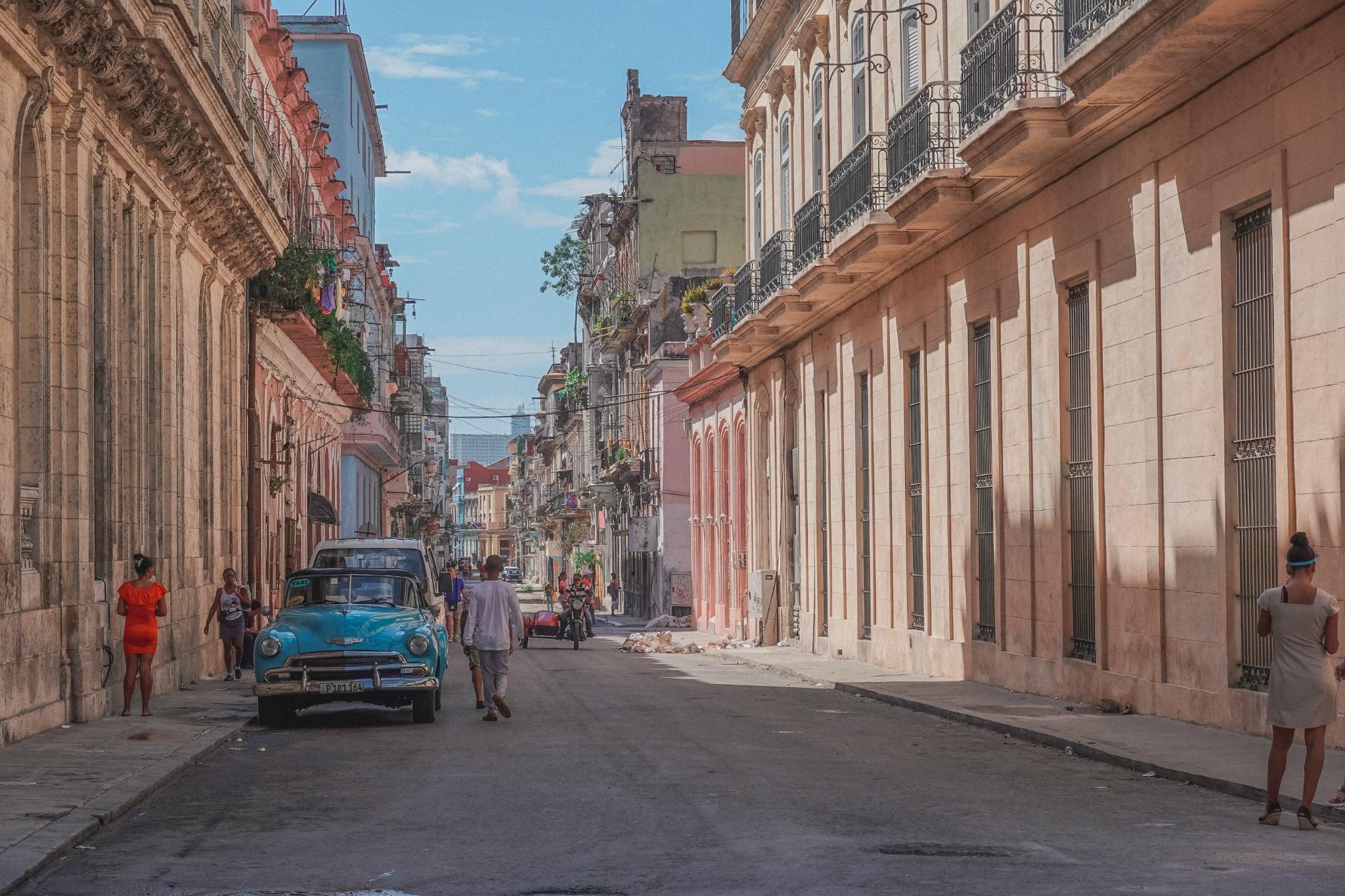 来自《一个女生的古巴独行记》(11日自由行攻略)