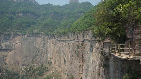 回龙天界山景区旅游景点攻略图