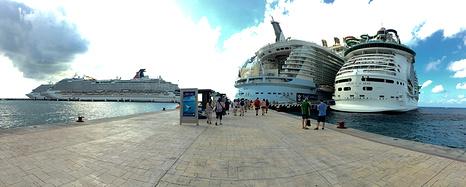 春节美国奥兰多、加勒比邮轮及三藩市14日家庭游
