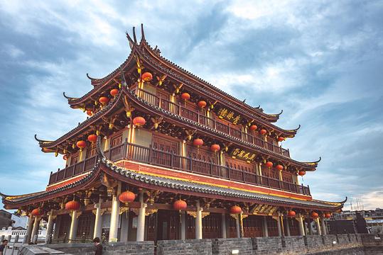 广济门城楼旅游景点图片