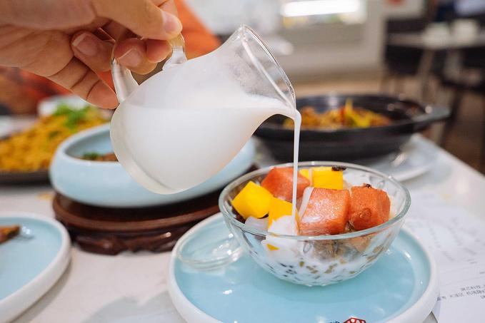 琼乡阁海南菜餐厅(三亚湾店)图片
