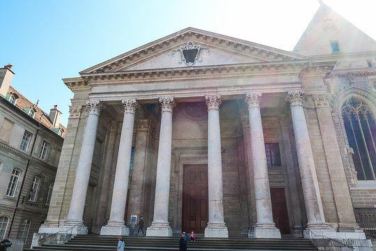 日内瓦旧城区旅游景点图片