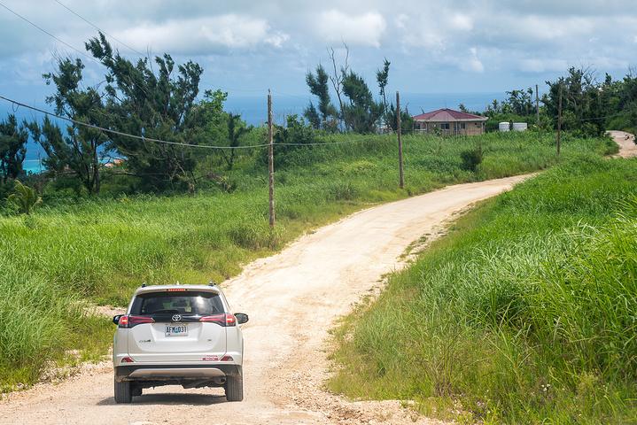 """""""踏破潮山(Mount Tapochau)也有译作塔坡丘山的,是塞班岛最高点。如果租的跑车就不用考虑了_踏破潮山""""的评论图片"""